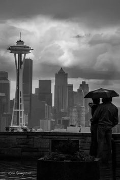 Our great rainy city. (Photo by Jon Reiswig)