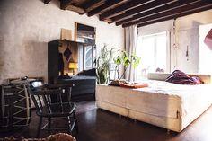 「專訪」書、床與唱片 – 荷蘭 Guido 的西部曠野之家 - DECOmyplace