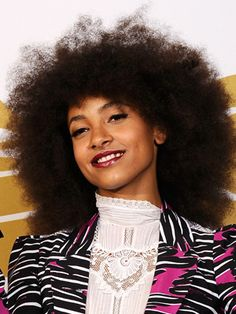 """Esperanza Spalding, Grammy award winner """"My mom is Welsh, Hispanic, and Native American, and my father is Black,"""""""