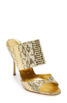Manolo Blahnik  |  my sexy shoes 2