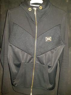 Supply And Demand Jacket Men s Size S M Black Coat Sport Clothing UK Seller 54400e4a66c