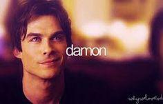 Damon ooooo he is very sweet