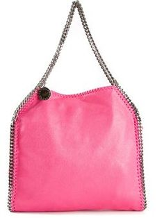 'Falabella' shoulder bag $1,131 #Farfetch #cute #DesigerClothing
