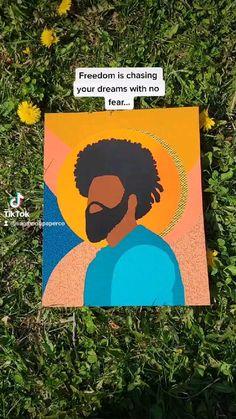 Collage Illustration, People Illustration, Illustration Artists, Digital Illustration, Chase Your Dreams, Dreaming Of You, Black Women, Freedom, Graphic Design