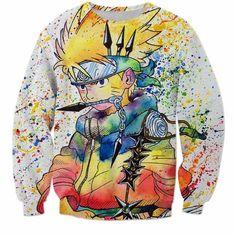 Naruto Anime Sweatshirt - OtakuForest.com