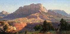 View from High Places (Mt. Kinesawa) by Kathryn Stats - Greenhouse Gallery of Fine Art