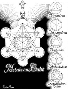 Metatron's Cubeby Stephen Bower