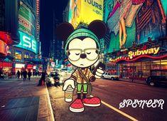Fondo de pantalla Mickey Mouse