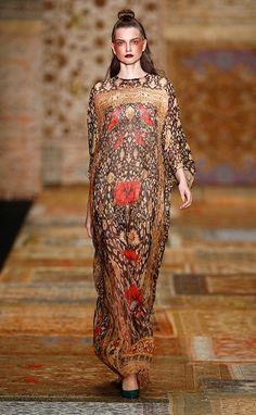 Mercedes-Benz Fashion Week Russia | Alena Akhmadullina SS14