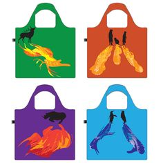 Shopping bag design contest. Inner personality