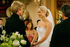 The Bold and the Beautiful Weddings: Donna Logan and Thorne Forrester