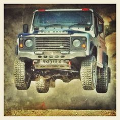 Land Rover dont you wish that were you having that much fun