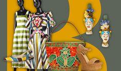Dolce & Gabbana Sicilian Folk collection