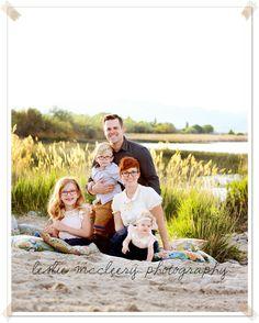 Utah County Family Photography ][ Beach Photography