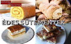 Édes sütemények, édes sütemény receptek French Toast, Breakfast, Food, Breakfast Cafe, Essen, Yemek, Meals