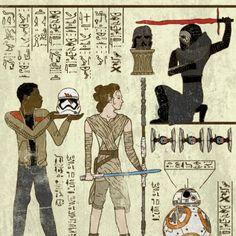 Epic Star Wars Stuffs