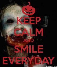 Smile everyday!
