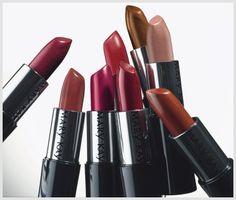 Mary Kay lipsticks.