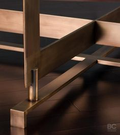 Tower Coffee Table / Blackman Cruz