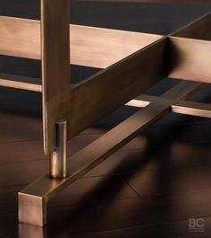 Tower Coffee Table / Blackman Cruz