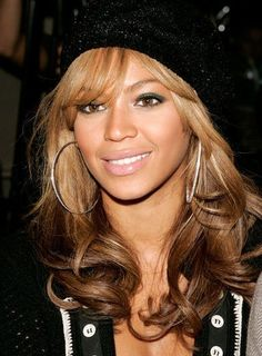 Bey | hair color. Just love everything about this look...maybe my after wedding hairstyle
