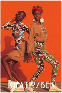 african women dresses ideas for this year African Fashion African Print Fashion, Tribal Fashion, African Prints, African Dresses For Women, African Women, Kitenge, Fashion Shoot, Fashion Wear, Ankara Mode