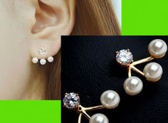 Pearl and Shine Wrapping Ear Cuffs | LilyFair Jewelry