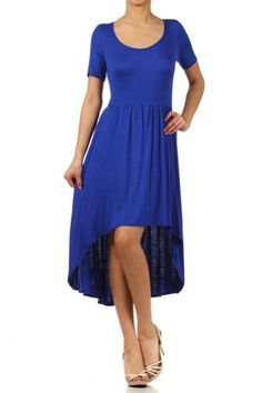 Kate High Low Dress $26- possible maid of honor dress