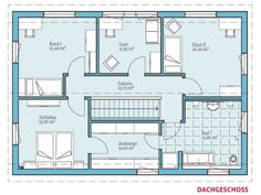 Floor plan DG Variant m Small House Layout, House Layouts, Modern House Plans, House Floor Plans, Sweden House, Luxury Homes Dream Houses, Prefabricated Houses, Apartment Plans, Architecture Plan