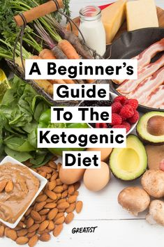 A Beginner's Guide to the Keto Diet for High-Fat, Low-Carb Newbies Curious about trying the ketogenic diet but don't really understand what it is? This comprehensive article breaks it down and tells you everything you need to know about keto. Best Healthy Diet, Best Keto Diet, Best Diet Plan, Healthy Eating, Ketogenic Diet Starting, Ketogenic Diet For Beginners, Keto Diet For Beginners, Keto Beginner, Diet Tips