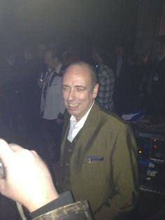 Mick Jones - Hero - Justice Tonight Tour - Liverpool University