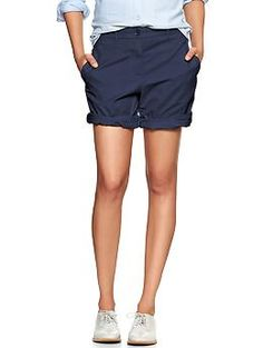 Boyfriend roll-up shorts | Gap- not sure of your preferred style shorts!