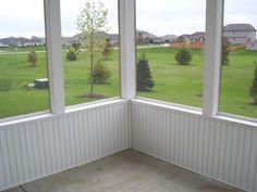 Screen Porch in Shorewood, IL