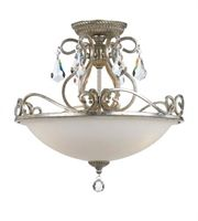 Show products in category Crystorama Lighting Semi Flush from the ashton collection Shop Lighting, Cl, Decorative Bowls, Chandelier, Ceiling Lights, Collection, Home Decor, Products, Candelabra