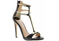 Tony Bianco Amazon Black Luxe Heel