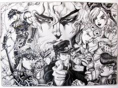 JoJos Bizarre Adventure by ~HiroshiDavide on deviantART