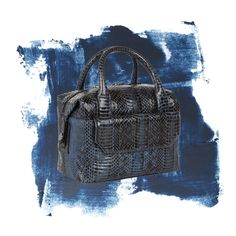 Baraboux creates luxury bags that meet the dynamic lifestyle of today's woman, from clutch and tote to shoulder bags, all with highest quality exotic skins. One Bag, Luxury Bags, Exotic, Shoulder Bag, Handbags, Denim, Blue, Women, Hand Bags