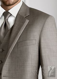 Grey 'Legend' Tuxedo,Casual wear, semi-formal wear,formal wear clothing, party wear,wedding clothes, bridal wear dresses
