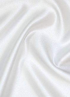 IVORY DUCHESS MATTE HEAVY SATIN FABRIC BRIDAL WEDDING DRESS DRAPE TABLECLOTH