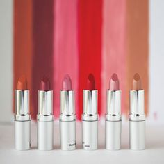 Organic Lipstick for every occasion.