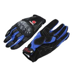 Scoyco MC09 Full Finger Carbon Safety Motorcycle Cycling Racing Riding Protective Gloves
