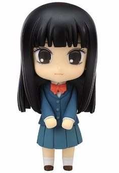 """Kimi Ni Todoke: Kuronuma Sawako Nendoroid Action Figure by Phat!. $54.36. Comes a Nendoroid to """"face surprise shy"""" to """"?? Kuronuma hero"""" positive pure, face gag impressive even in the play """"Kimi ni Todoke"""" anime and original manga girl popular I prepared two types (""""face"""" idea """"happy face"""" on). In addition, also included """"Maruchan"""" Shota Kazehaya that ?? dog is showing their feelings. Enjoy reproduce the scene in the play unfolds richly Variety."""