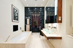 Hyde Park Gate - contemporary - Bathroom - London - Eileen Johnston Interiors