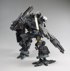 2707 Now THATs an ARMORED Core: Black Rain