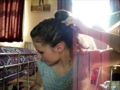 Cosima Niehaus hair tutorial