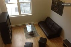 Adam - Swanky spacious loft in heart of DT, right on Saint Catherine, wifi, $161 per person, $40 per person per night, $99 security deposit