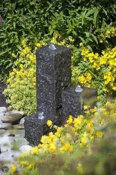 kleine fontein voor tuin - Google zoeken
