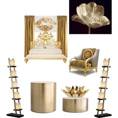 Golden Room by Nari'Finesse