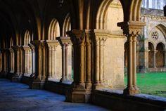 98. Portugal, Coimbra, Mosteiro de Santa Clara - a velha e a nova - Three monasteries DONE! (accidentally :D)