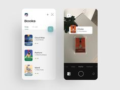 Booktrade UI designed by Anrione. Connect with them on Dribbble; Mobile Ui Design, App Ui Design, Web Design, Graphic Design, Trade Books, Phone Books, Mobile App Ui, How To Be Likeable, Interactive Design